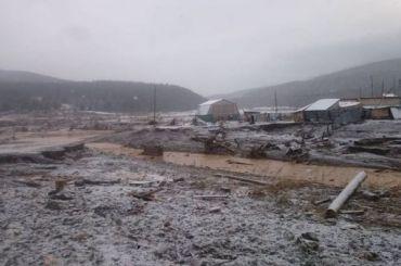 Из-за прорыва дамбы вКрасноярском крае погибли 15 человек