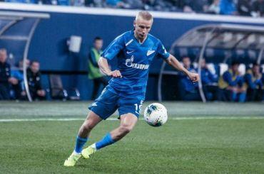 Защитник «Зенита» Смольников из-за травмы пропустит дотрех недель