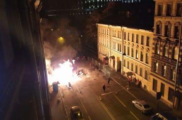 ПетербургГаз опроверг информацию овзрыве газопровода наМоисеенко