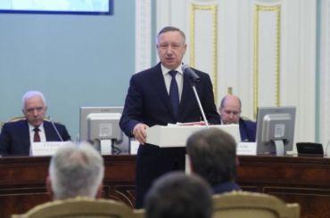 Беглов отложил введение торгового сбора до2021 года