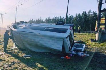 Возбуждено уголовное дело послесмертельного ДТП смикроавтобусом