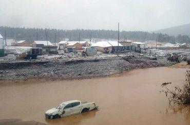 СКзадержал подозреваемых пофакту прорыва дамбы вКрасноярском крае