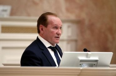 Глава комитета поблагоустройству Петербурга покинул пост