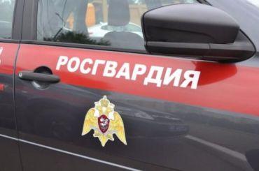 Вымогавших взятку умигранта росгвардейцев арестовали надва месяца