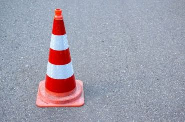 Несколько улиц вКупчине будут закрывать поночам доноября