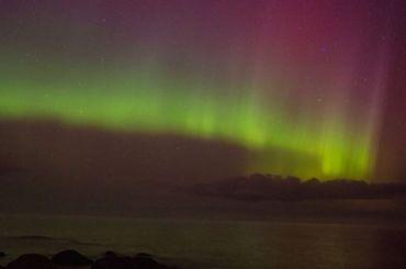 Петербуржцы могут увидеть северное сияние вночь на25октября