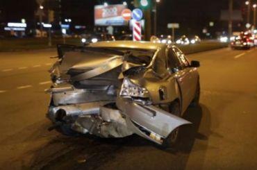 Пьяный водитель Skoda отправил вбольницу двухлетнего ребенка