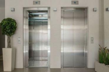 Лифт сорвался с9-го этажа впетербургском бизнес-центре