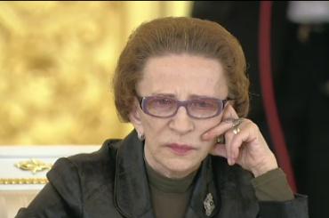 Бывшая судья Конституционного судаРФ вышла изСПЧ