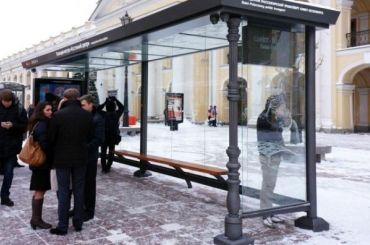 Еще 50 остановок поумнеют вПетербурге В2020 году