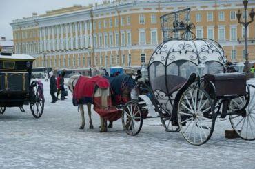 Петербург назвали самым популярным городом нановогодние праздники