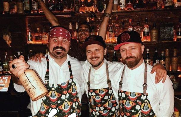 Петербургский бар стал одним из50 лучших вмире