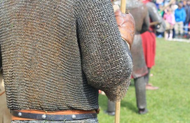 Рыцарскую кольчугу похитили изтаверны вВыборге