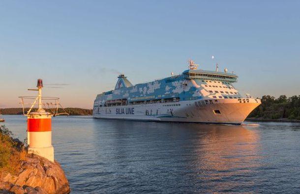 Паромы Tallink вернутся вПетербург в2020 году