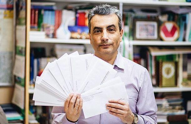 Шлосберга допросили поделу журналистки Прокопьевой