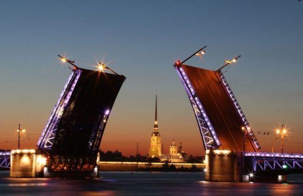 Петербург вошел втоп-10 городов России покачеству жизни