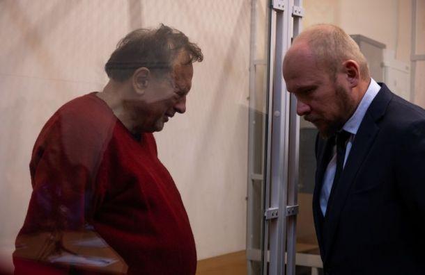 Вдом экс-доцента СПбГУ Соколова впервые нагрянули сэкскурсией