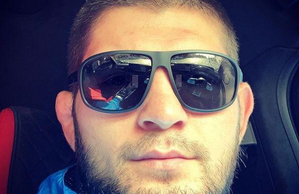 Хабиб намекнул навозможное завершение карьеры
