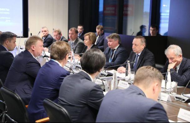 «Роснано» может инвестировать вПетербург до10 млрд рублей