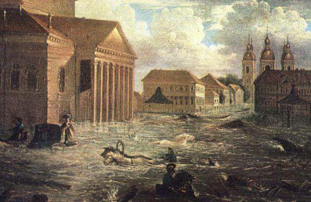 Запоследние восемь лет вПетербурге предотвратили 18 наводнений