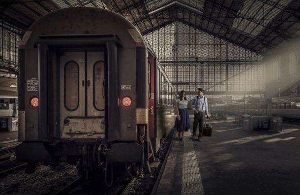 Вокзал вЦарском Селе остался без света