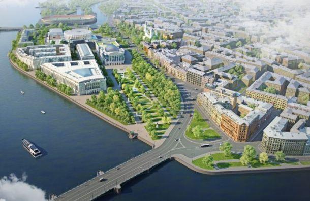 Архитектор Герасимов предлагает незастраивать Сад наНеве