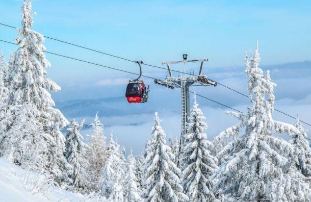 Петербург признали самым популярным местом для горнолыжного туризма
