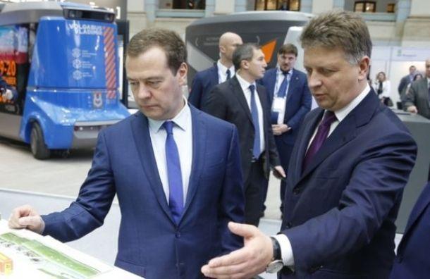 Экс-министр транспорта Соколов может стать первым вице-губернатором города