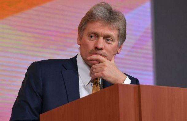 Песков прокомментировал новый допинговый скандал