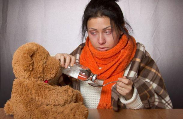 Треть россиян идет наработу вслучае болезни
