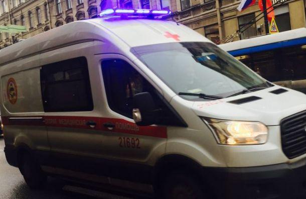 Обвиняемая втеракте впетербургском метро женщина упала вобморок