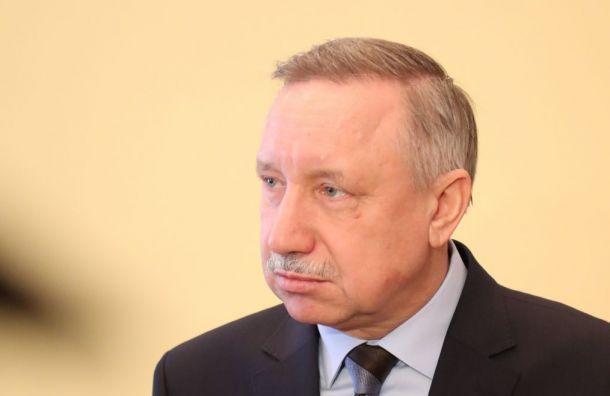 Беглов съездил вКремль назаседание Совета Безопасности