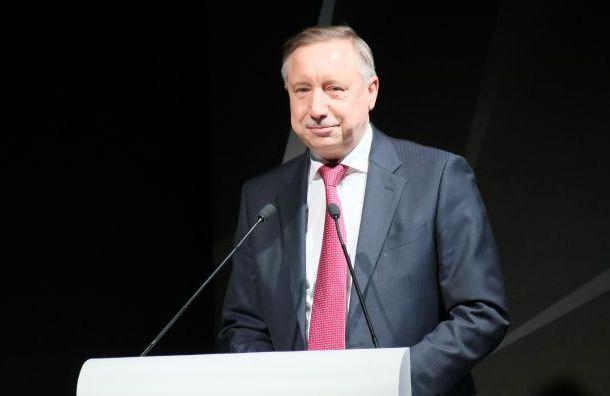Беглов рассказал, почему город продолжает субсидировать ЗСД