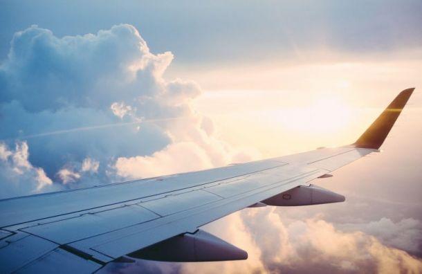 Самолет рейса Петербург— Цюрих совершил экстренную посадку
