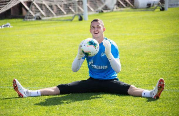 Лунев несыграет за«Зенит» вматче Лиги чемпионов против «Лейпцига»