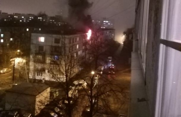 Упенсионерки горела квартира наулице Партизана Германа