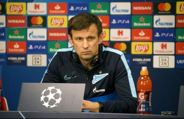 Семак рассказал омолитвах перед матчами «Зенита»