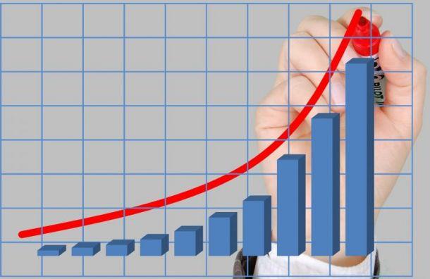 Минфин назвал рекордным рост доходов бюджета отповышения НДС