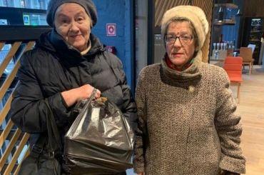 Петербургский ресторан бесплатно накормит обедом пенсионеров