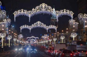 Петербург должен быть украшен кНовому году к20декабря
