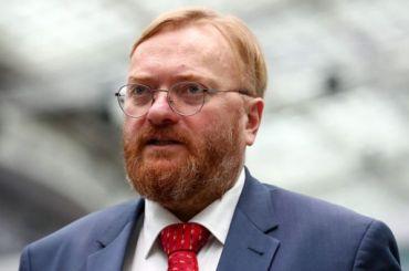 Милонов: Впетербургской квартире Пушкина могут устроить бордель