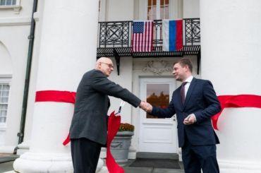 СПбГУ первым изроссийских вузов открыл представительство вСША