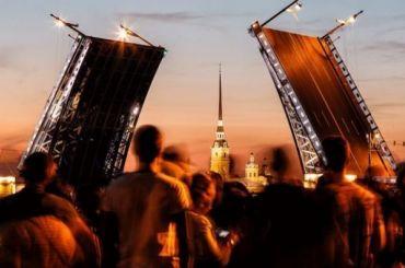 Петербургские мосты не будут разводить в ночь с 4 на 5 ноября