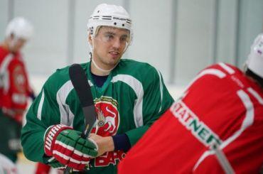 СКА отдал двух игроков зазащитника «АкБарса» Ожиганова