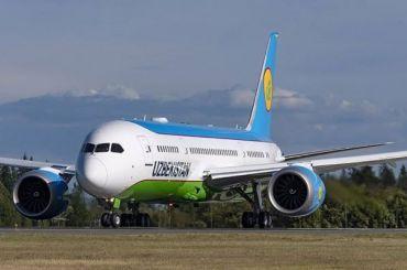 Следовавший изПетербурга вУзбекистан самолет экстренно сел вСамаре