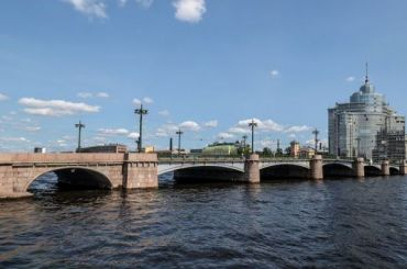 Нарукавах Невы мосты перестанут разводить 15ноября
