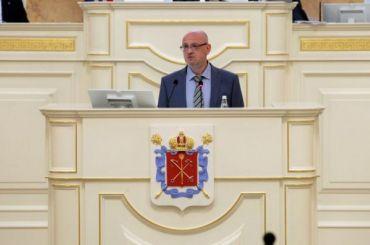 Макаров недал Резнику обсудить отставку руководства СПбГУ
