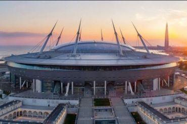 Россия сыграет вПетербурге два матча чемпионата Европы