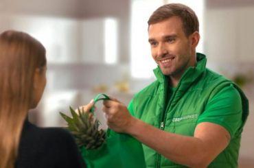 Жители Петербурга смогут заказывать продукты через Сбербанк