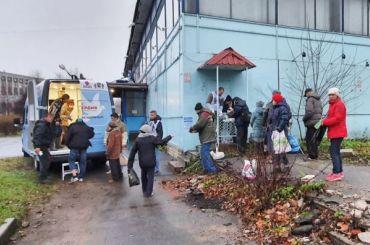 «Автобус милосердия» для бездомных появится вПетербурге